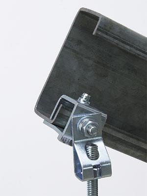 チャンネルクランプ II型