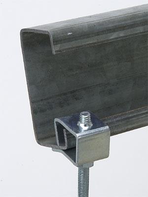 チャンネルクランプ III型