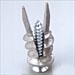 カベッコ 亜鉛合金ダイキャスト製 SD-250D