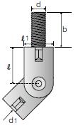 吊りボルト支持具 B-Nタイプ