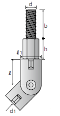 吊りボルト支持具 RB-Nタイプ