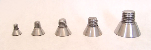 シャーナット 取り付け後・いたずら防止状態(M6, M8, M10, M12, M16)