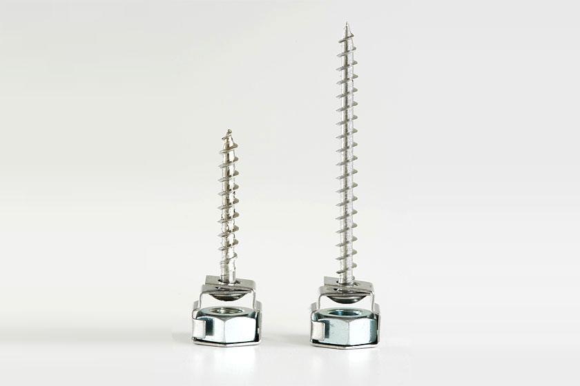 吊りボルト接続用ALCハンガー